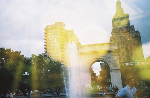 RECAP: Double Exposures and Film Swap @ Lomography Gallery Store NYC Greenwich Village!