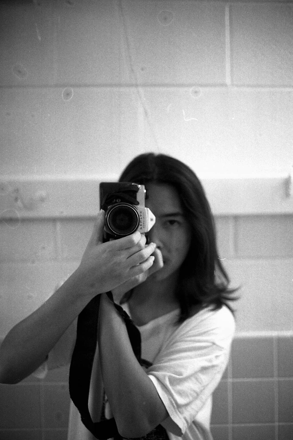 Alvchrist and his Weapon of Choice: Pentax SP1000