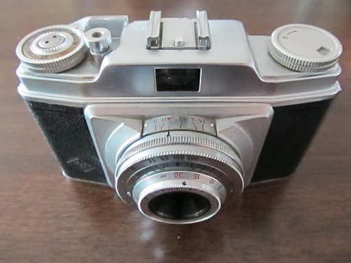 Agfa Silette Pronto with Apotar 3.5 Lens