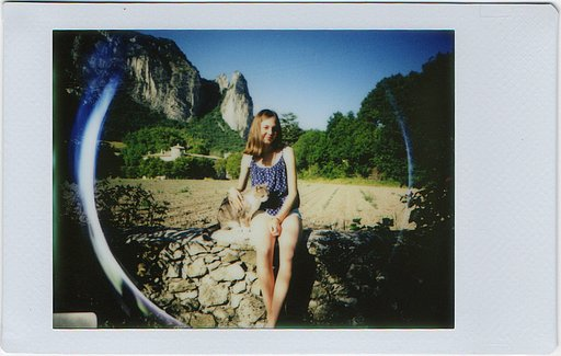 Out and About with the Lomo'Instant