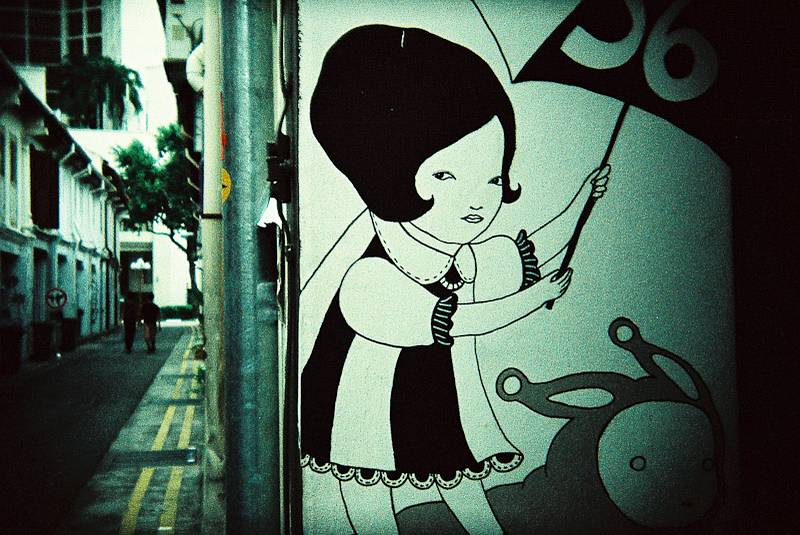 Ordinary Wall, The Canvas Of Street Artists!