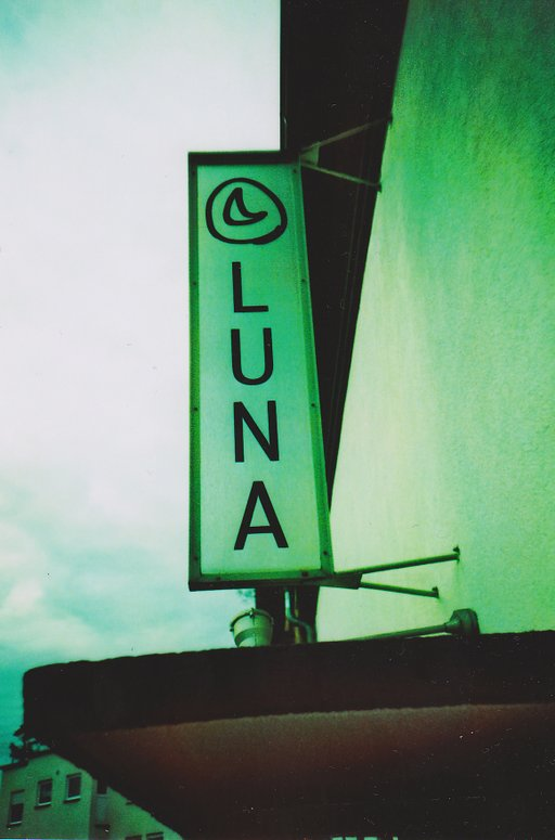 My Favorite Cinema in Ludwigsburg, Germany: Luna