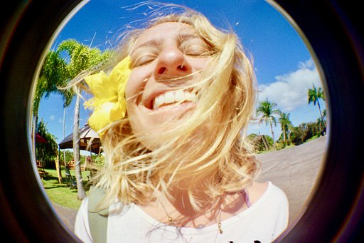 Surf Shots: Alexandra Bennett and the Fisheye No. 2