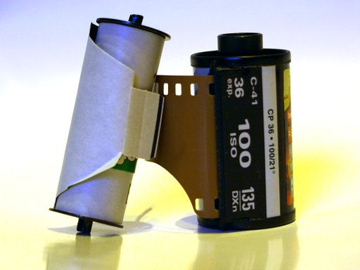 How to Make Your Own 127 Film