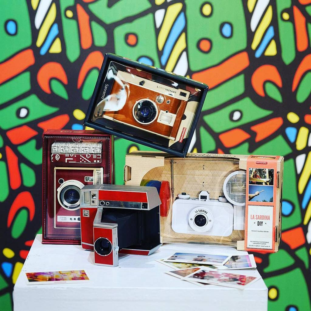 Live the Lomography Experience at Intial Labo