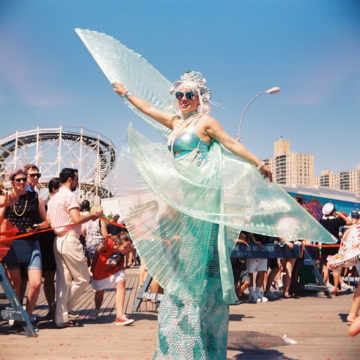 Load Your Cameras: The Coney Island Mermaid Parade Is Upon Us