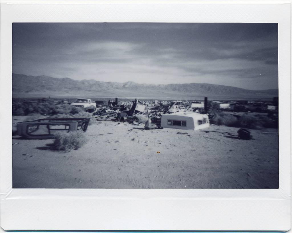 Desert Landscapes by Morgane Erpicum with the Lomo'Instant Wide