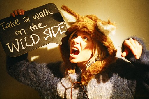 Where The Wild Things Are: A Lomowalk in London