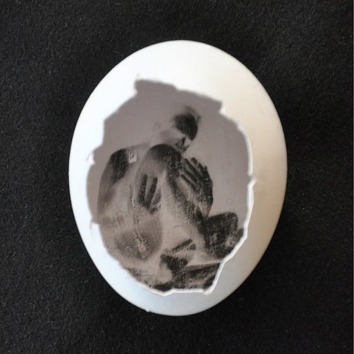 The Pinhegg – My Journey To Build An Egg Pinhole Camera