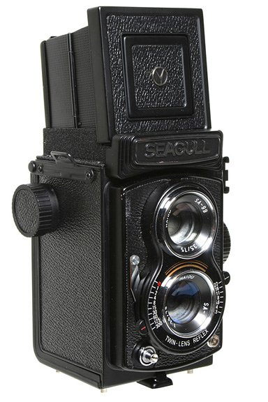 Seagull Twin-Lens Reflex Camera - Staff Review