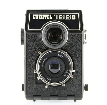 A Review of the Lubitel 166B