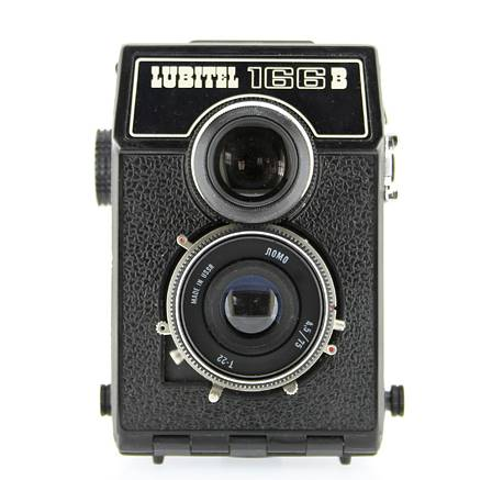 Lubitel 166B - Staff Review