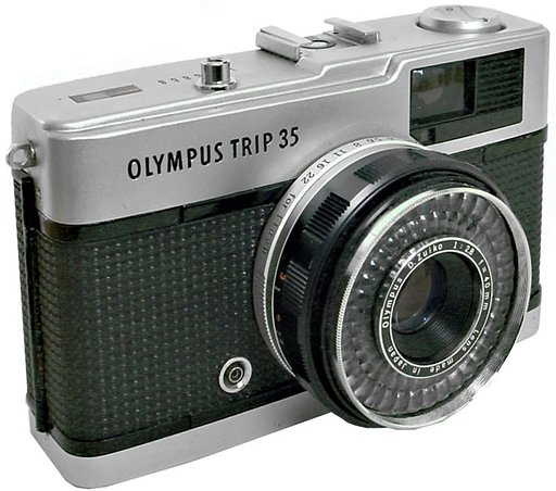 Olympus Trip 35: A World-Famous Classic