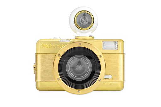 Sale: Fisheye No. 2 Gold