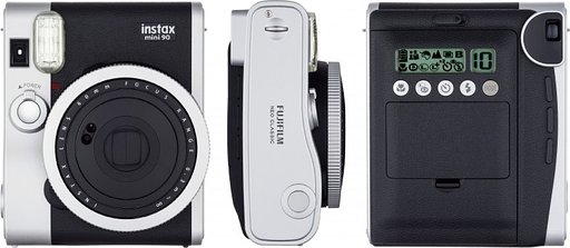 Fuji Instax Mini 90 Neo Classic: A Beauty in a Convenient Size!