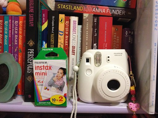 The Ever So Dreamy Fujifilm Instax Mini 8