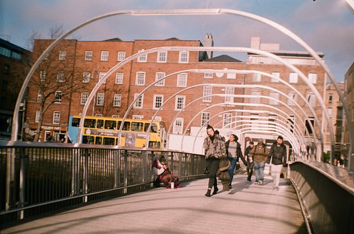 Around the World in Analogue: Dublin