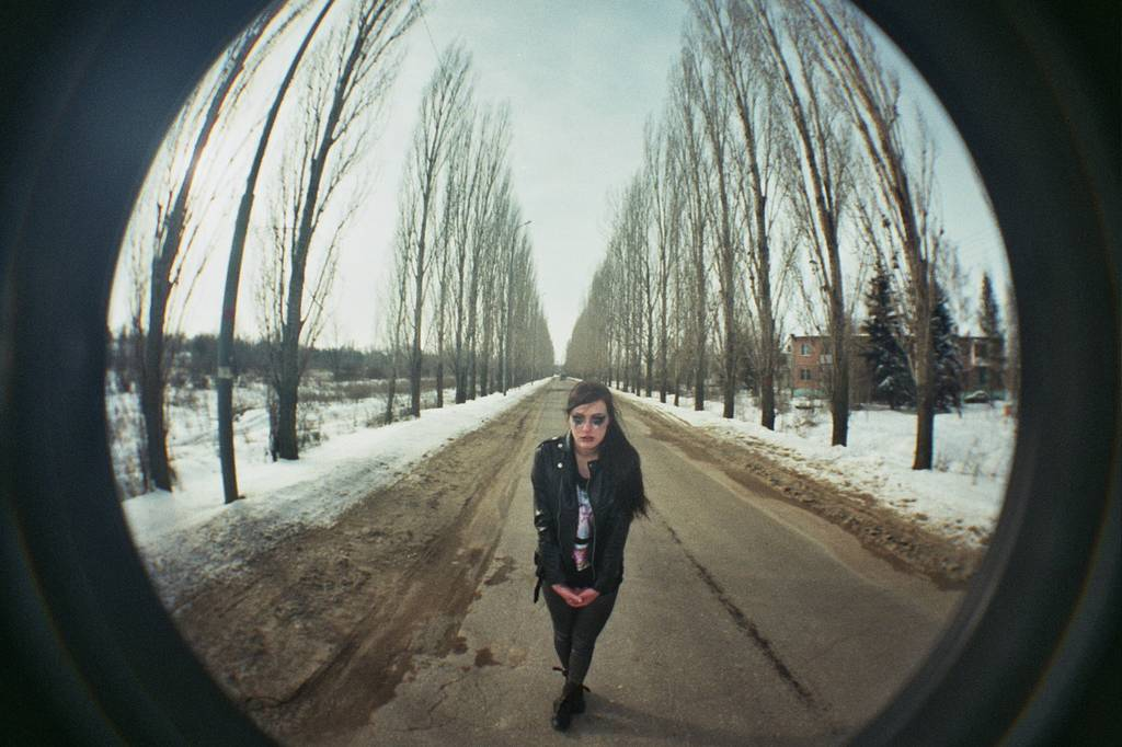 Fresh Portraits Taken with the Fisheye One