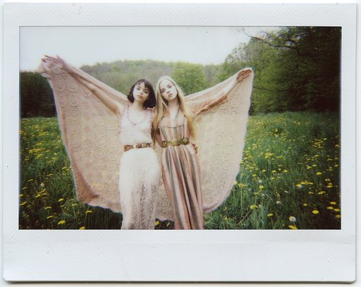 In Colour: LomoAmigos Rachel Trachtenburg and Ruby June