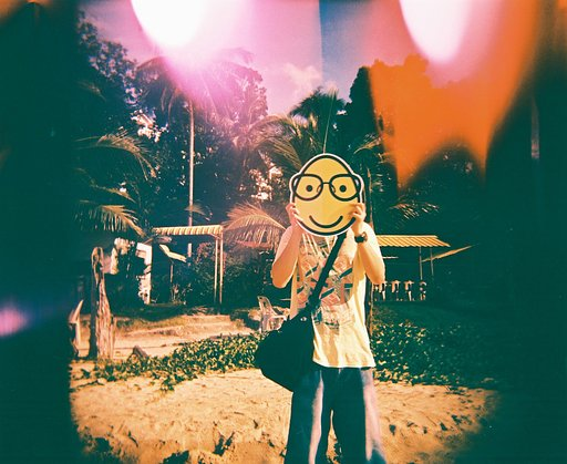 LomoPeople: JimmyEgg.
