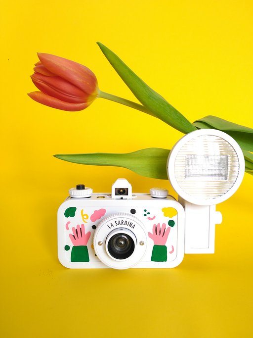 Cachete Jack Customises the La Sardina DIY