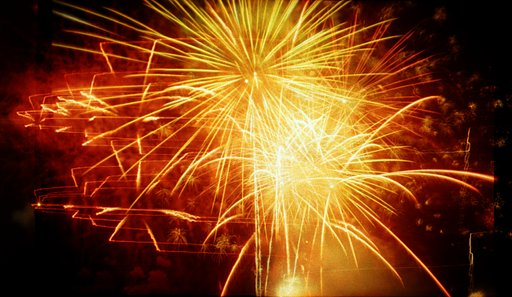 Taking Pictures of Fireworks