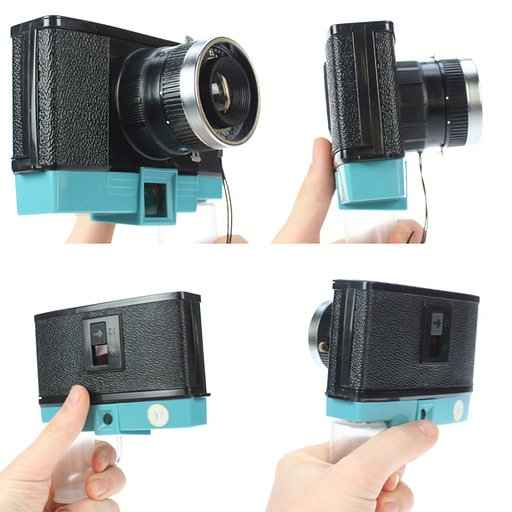 Diana F+ Modification - Spinshot Mod