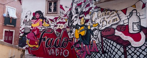 Lisbon Graffiti: Fado Tribute