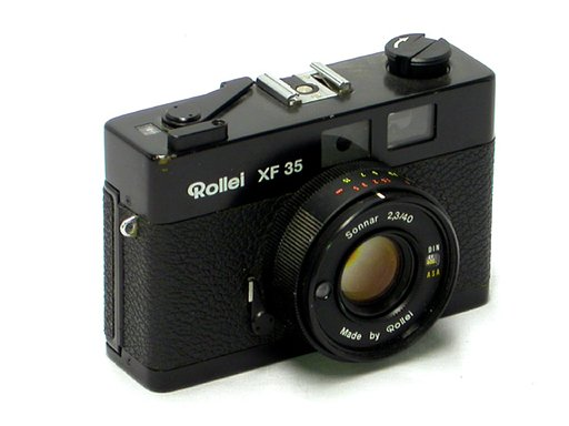 The Mighty Rollei XF35