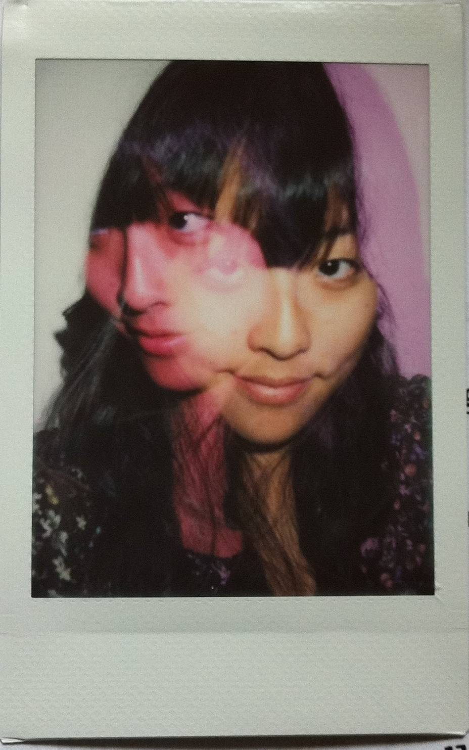 MX With My Beloved Instax