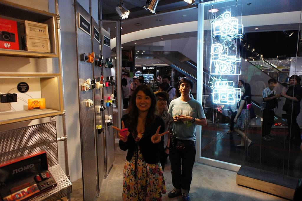 Gallery Store Bangkok Opening - Live Report Part 2