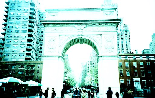 Urban Adventure: Washington Square Park, NYC