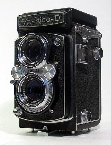 Yashica D: Only the Best from Japan!