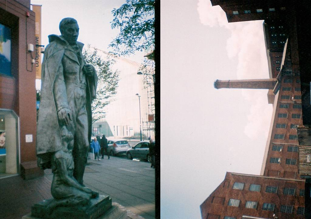 Mancunian Monuments: The City's Permanent Residents