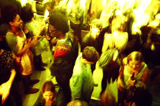 Party, Launch, Exhibition, Open Mike Night rolled into ONE @ Lomography Gallery Store Soho
