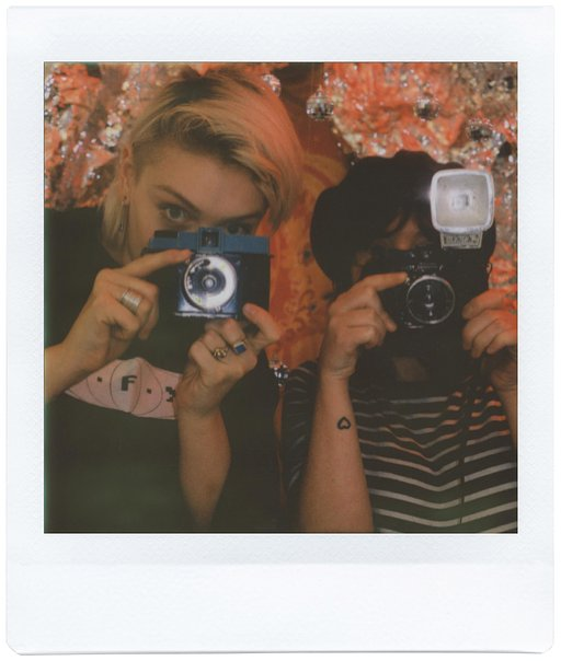 Diana F+ 10 Year Anniversary Soho Party Recap