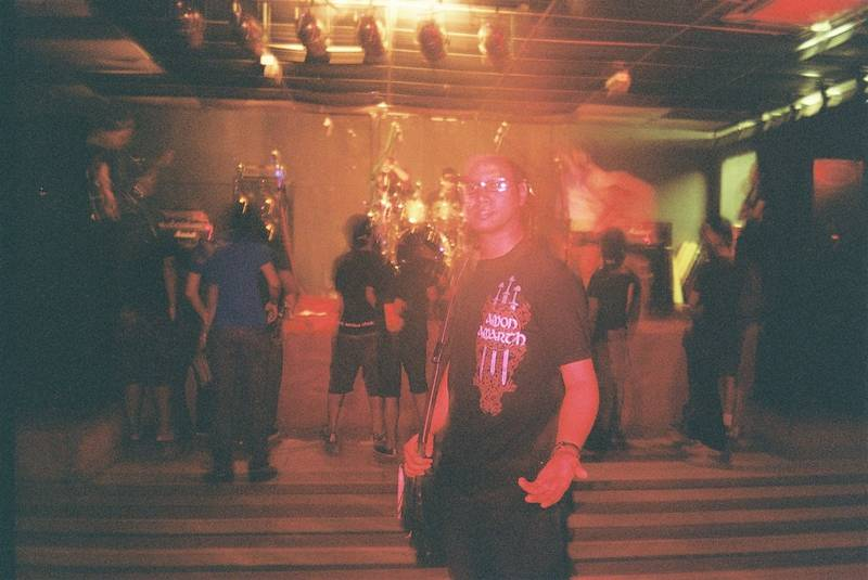 Malaysian Community Personality Guide #3: johann_affendy and His Colorsplash Camera