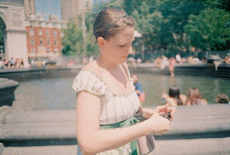 RECAP: Lubitel Lovers + Double Exposure Workshops at the Lomography Gallery Store NYC!