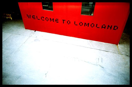 ロモグラフィー本社: Lomographic Society International HQ Vienna Austria