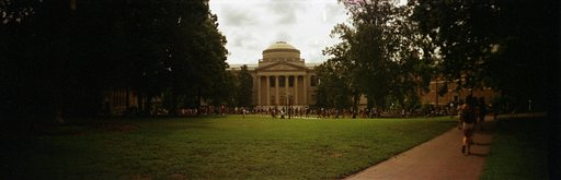 UNC-Chapel Hill's Old Libraries