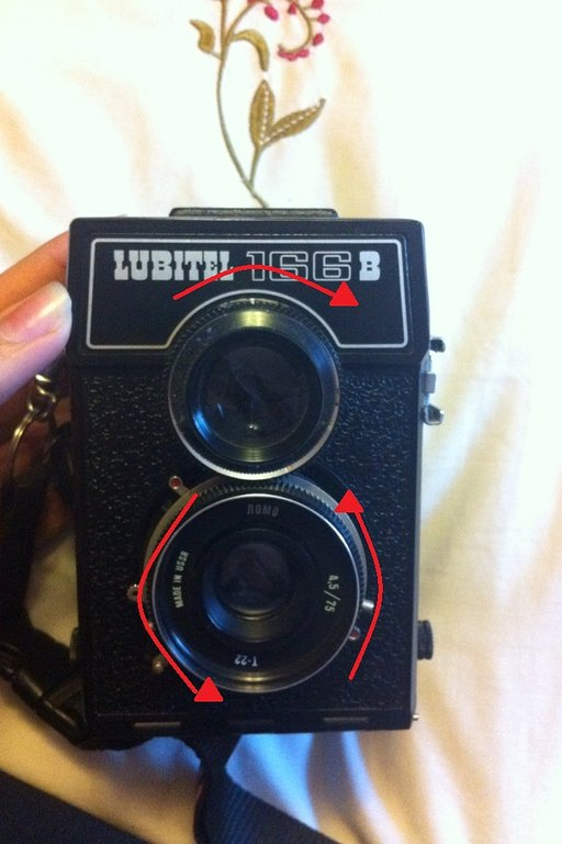 My Lubitel 166B from Second to First Hand