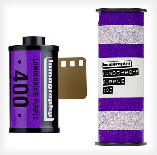 Lomopedia: Lomography LomoChrome Purple XR 100-400