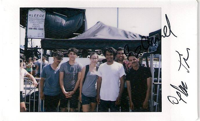For Instants: Shooting with Fujifilm Instax Mini at Warped Tour