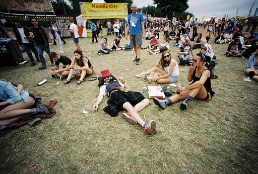 Shooting Festivals with Alan Raw