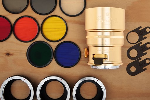 Get free Lens Accessories with every Petzval 58 Bokeh Control Art Lens!