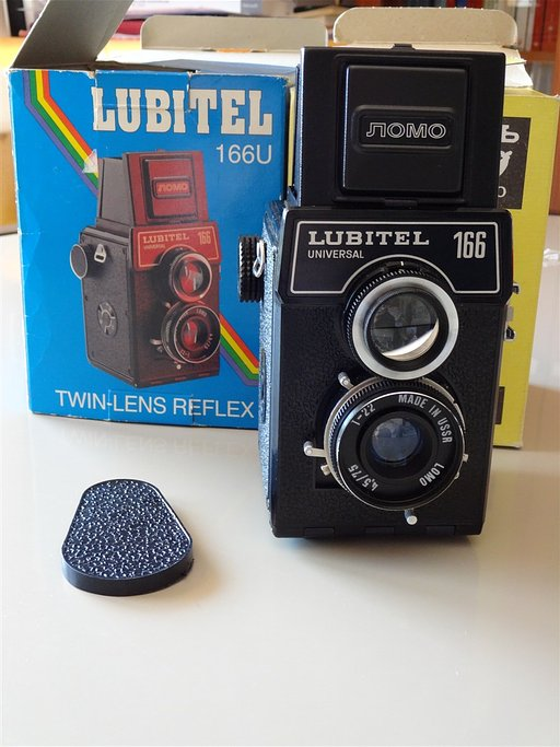 A Review of the Lubitel 166 Universal