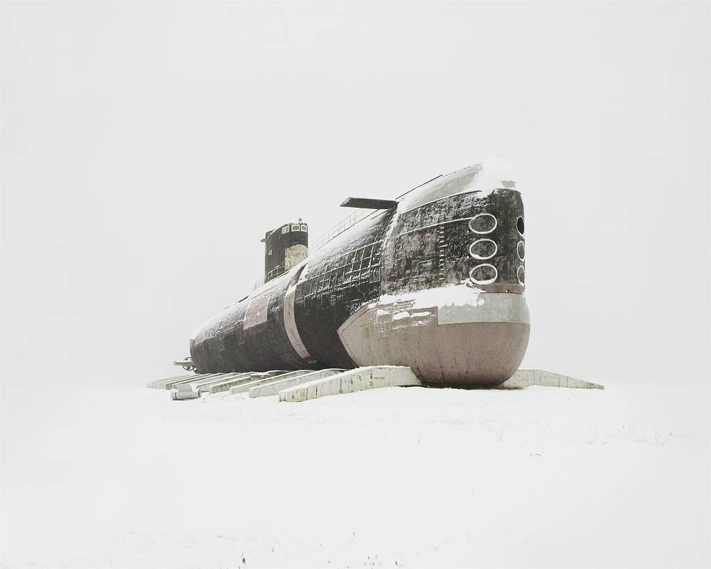 Restricted Areas – A Photographic Series by Danila Tkachenko