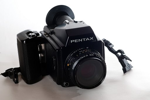 Pentax 645: Medium Format Quality with the Handling of a 35 mm SLR