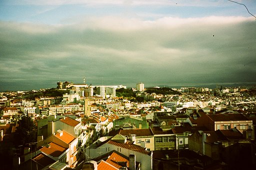 Around the World in Analogue: Magical Lisbon