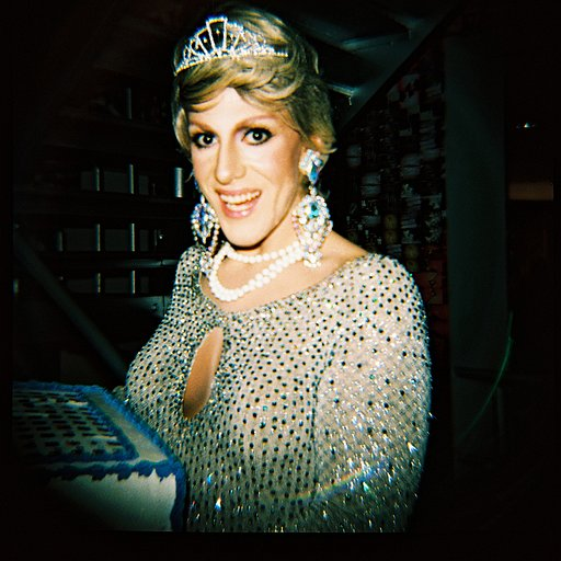 Diana World Tour NYC Opening Night Analogue Photos